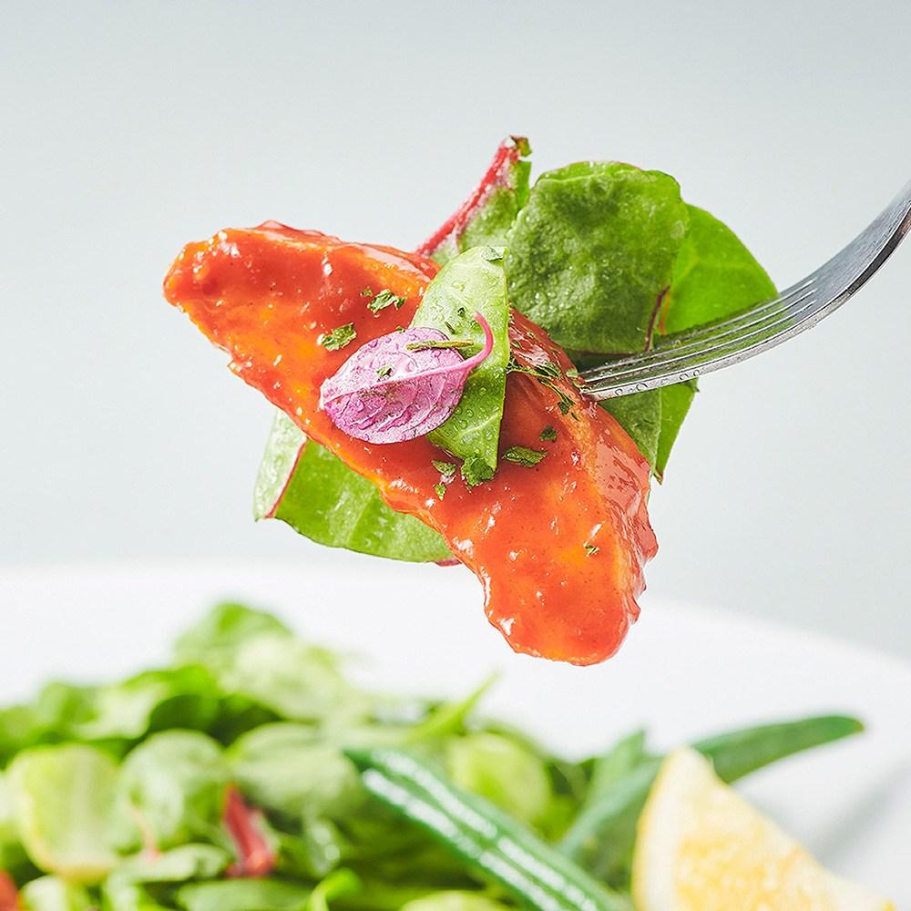 굽네 소스가 맛있는 닭가슴살 슬라이스 스파이시 커리 120g