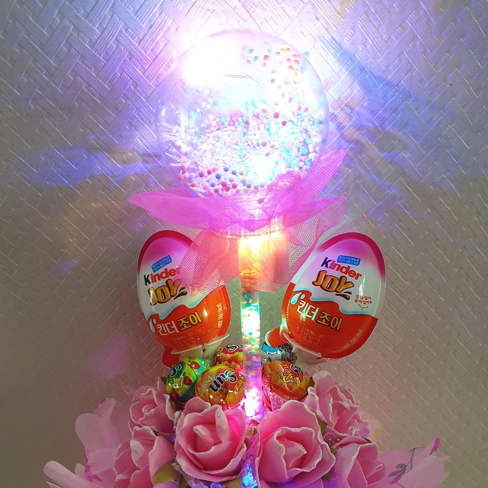 LED 요술봉 꽃다발